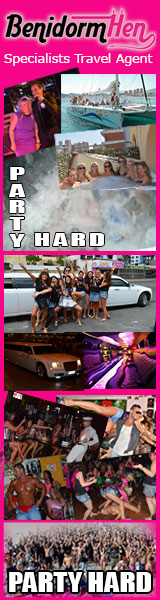 Bendirom Hen Party Weekends